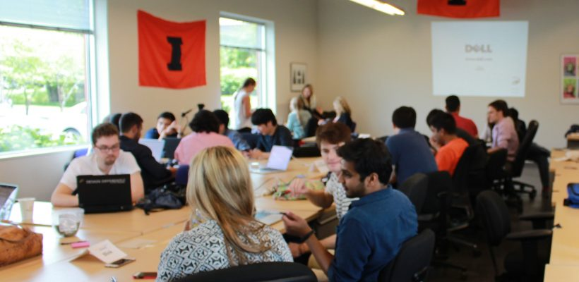 Spring iVenture Startup Wins!