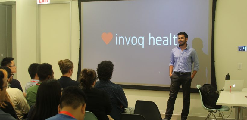 iVenture Alumni Mayank Kale Imparts Wisdom to the New Cohort