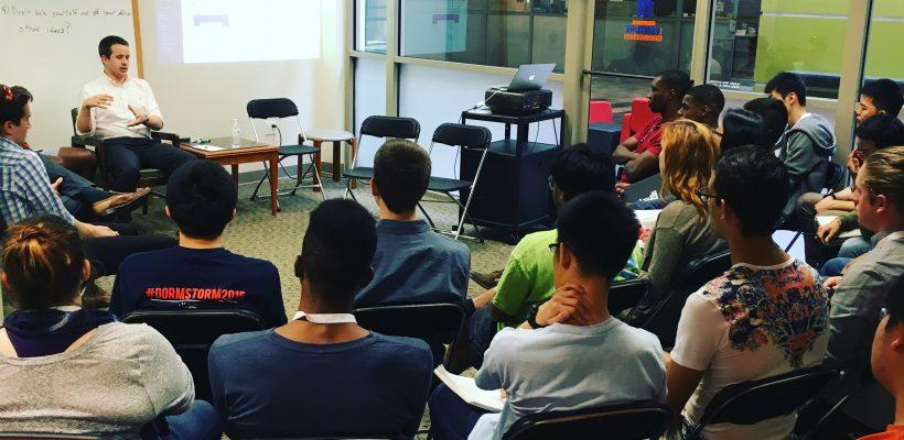 Serial Entrepreneur + VC Associate Chase Bonhag Talks Collegiate Entrepreneurship