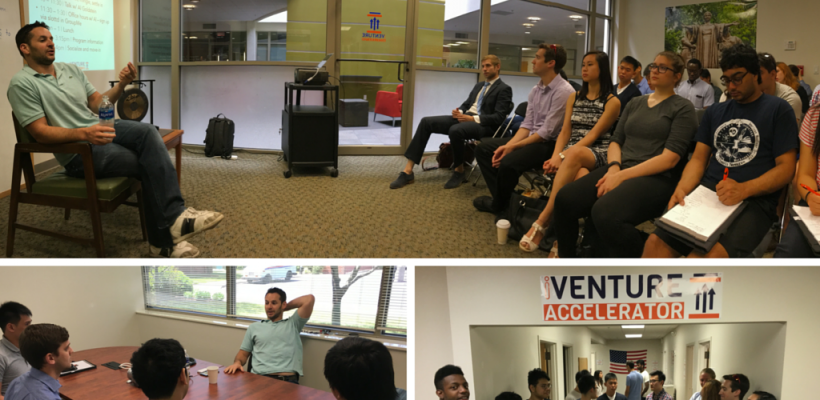 iVenture Welcomes Al Goldstein, CEO of Avant, to Kickoff Summer Session!