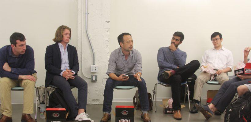 Sean Chou, former CTO at Fieldglass, Tells iVenture His Entrepreneurial Story
