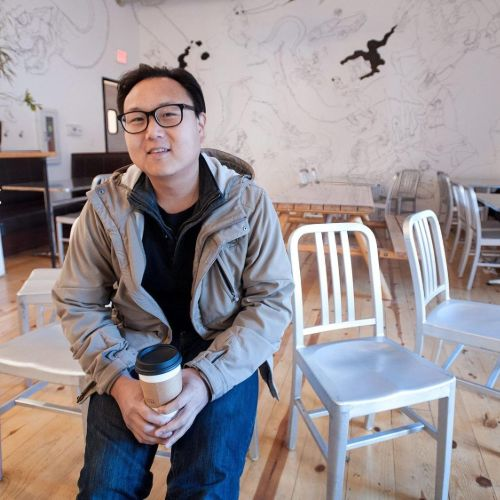 """<b><font size=""""+1"""">Matthew Cho</font></b><br>Founder of [co][lab]"""
